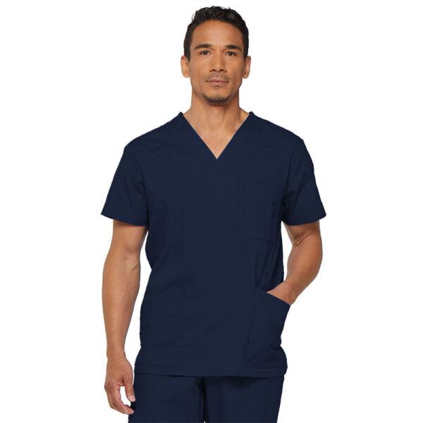 Muška majica s V-izrezom - 81906-NVWZ