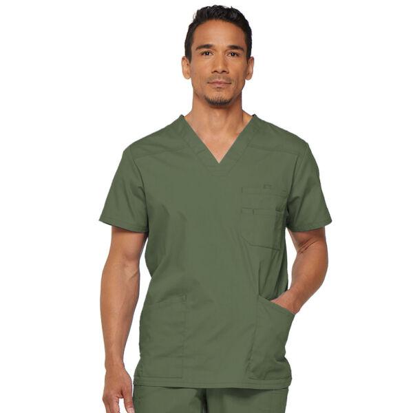Muška majica s V-izrezom - 81906-OLWZ