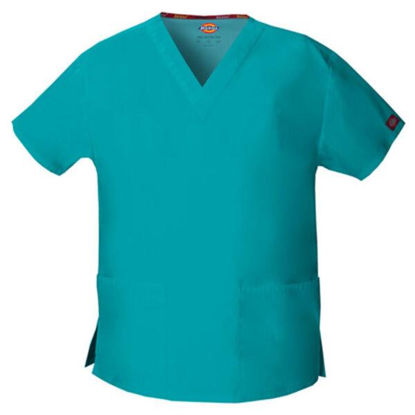 Majica s V-izrezom - 86706-TLWZ