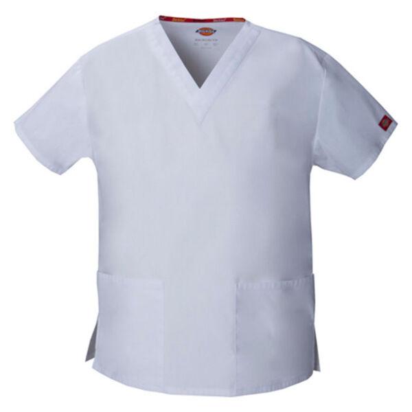 Majica s V-izrezom - 86706-WHWZ