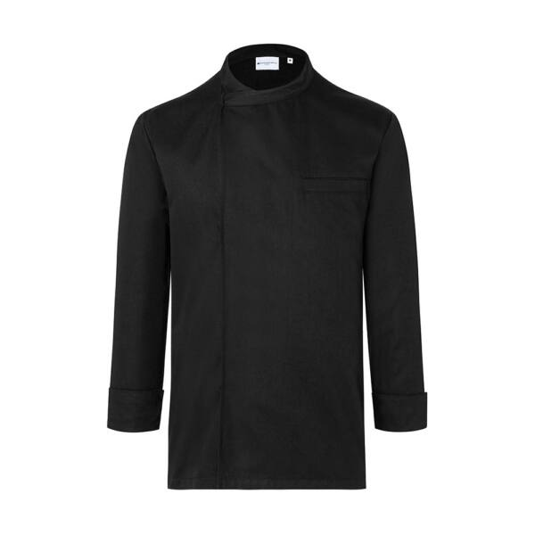 """Karlowsky Klasična """"Chef"""" majica dugih rukava crno -  BJM 4"""