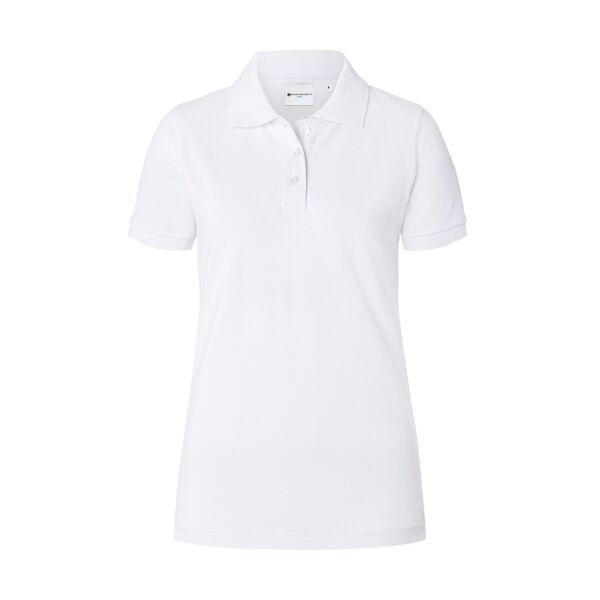 Karlowsky Klasična ženska Workwear Polo majica bijela - BPF3