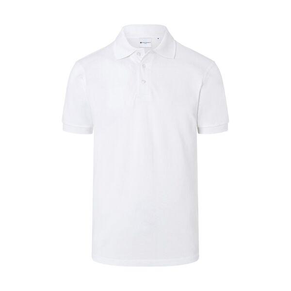 Karlowsky Klasična muška Workwear Polo majica bijela - BPM 4