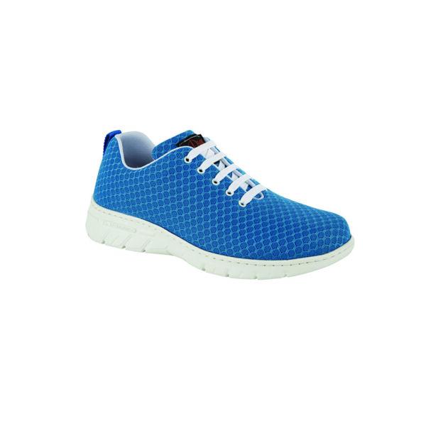 CALPE fűzős cipő, világoskék