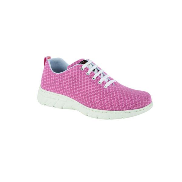 CALPE fűzős cipő, rózsaszín