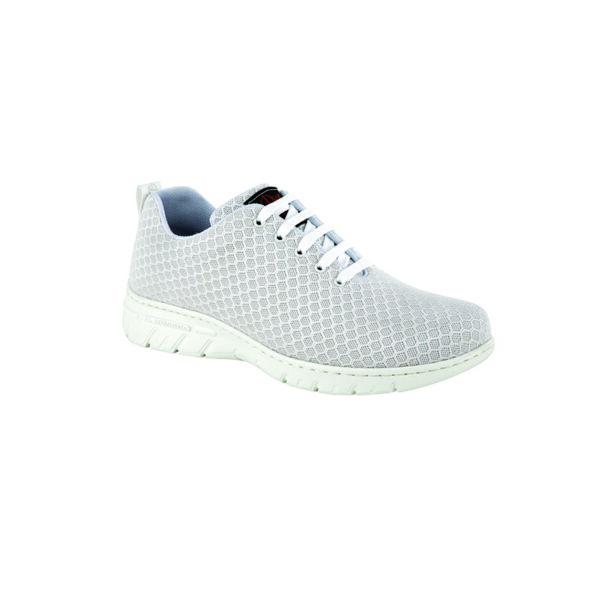 CALPE fűzős cipő, fehér