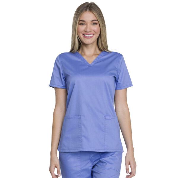 Majica s V-izrezom - GD600-CIE