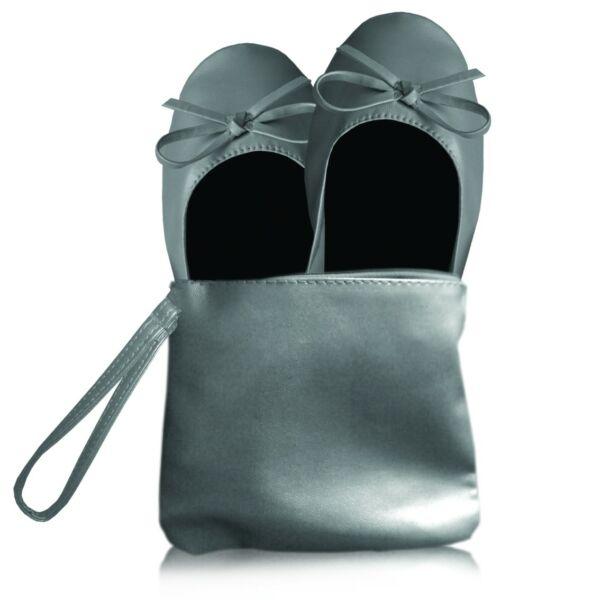 Party 'n Go balerina cipő - Szürke