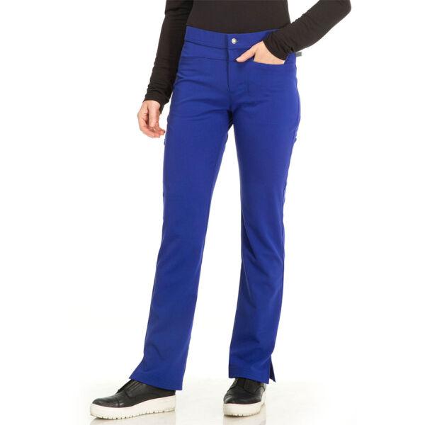 Roma plitke hlače s patentnim zatvaračem - SA101A-BUES
