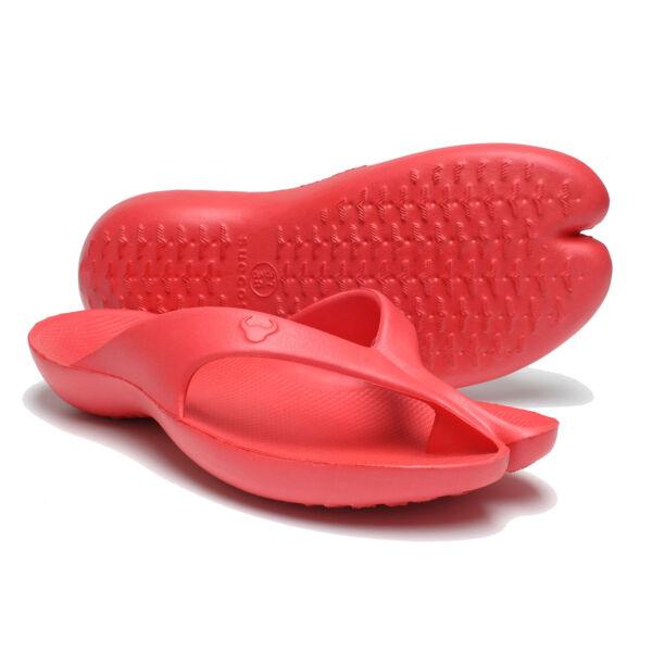 SUECOS Alva Flip Flop - Red