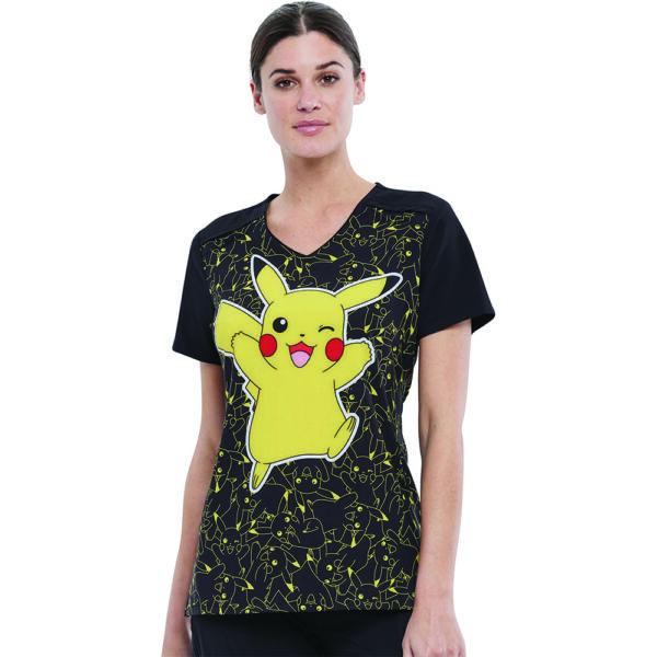"""Tooniforms Majica s V-izrezom """"Pikachu"""" - TF639-PMPZ"""