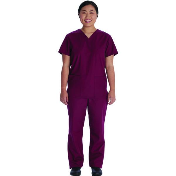 Cherokee unisex set: hlače+bluza siva - VT501C-WIN