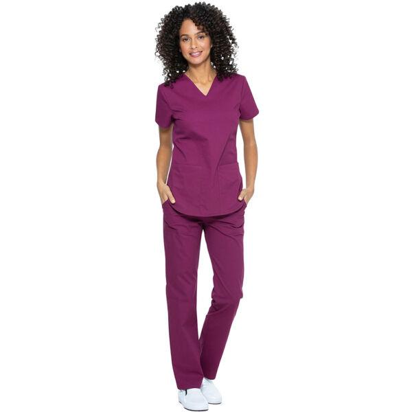 Cherokee ženska set: hlače+bluza siva - VT511C-WINV