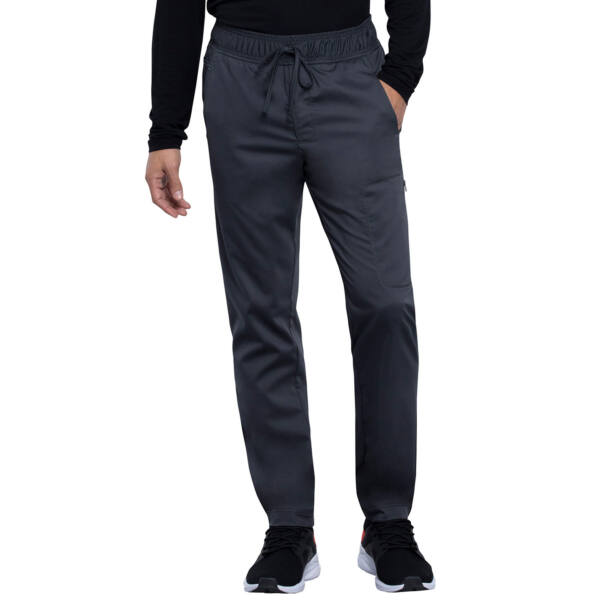 Men's Natural Rise Jogger in Pewter