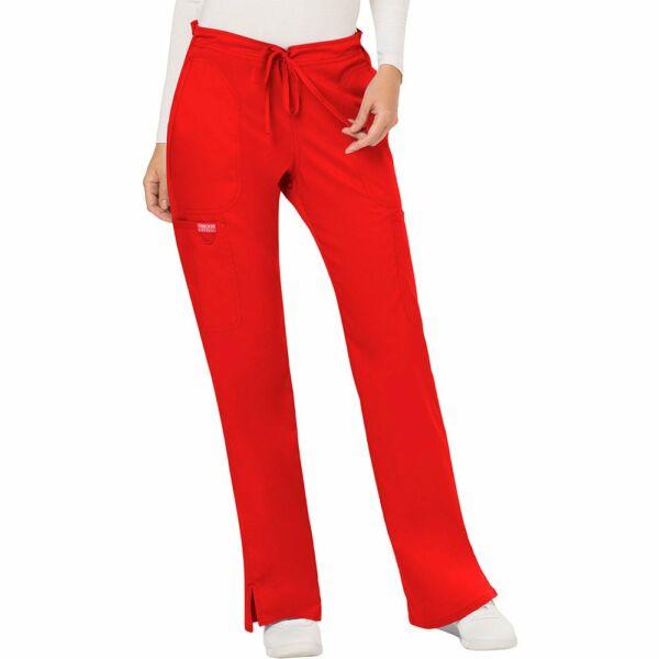 Cherokee ženska hlače crvena - WW120-RED