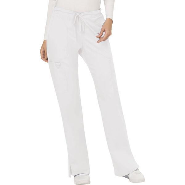 Srednje visoke hlače s vezicom - WW120-WHT