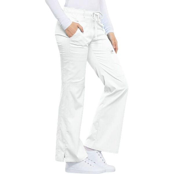 Vrećaste hlače niskog struka na vezanje - 21100-WHTV